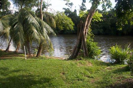 Bocatura Cabin 3,  Sittee River, Hopkins, Belize - Hopkins - Kabin