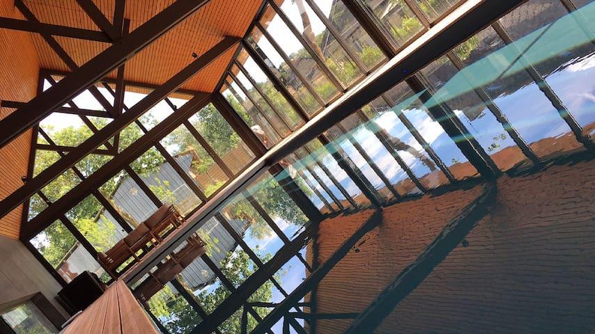 Piscine couverte, espace bien être, proche mer #br - Yffiniac - Apartment