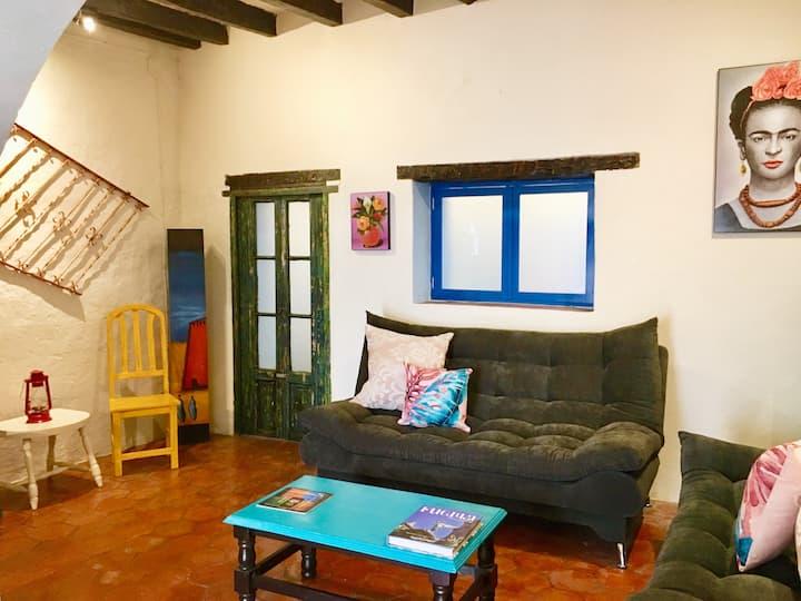 Casa Corazones/TERRAZA/CALM & RELAX/CENTRO