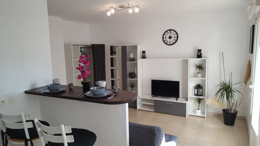 Superb fully equipped studio - Montpellier - Byt