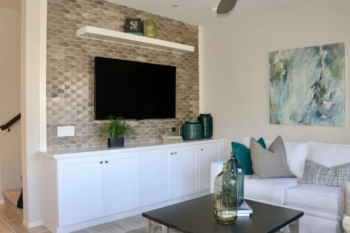 New Fully Furnished Model Townhouse