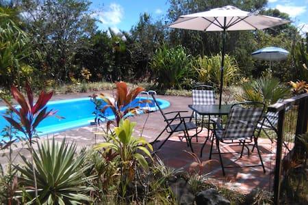 LA CANDELARIA LODGE- COSTA RICA - Grecia - Villa
