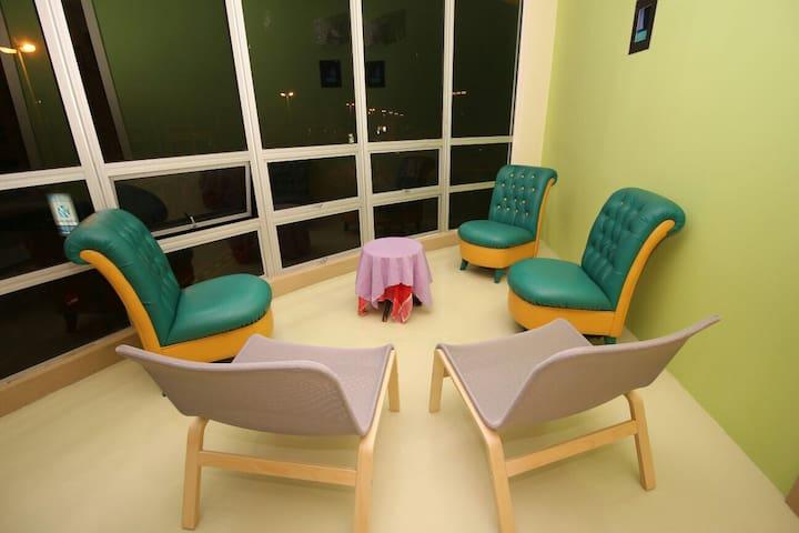 Fairpark Residence Triple Room