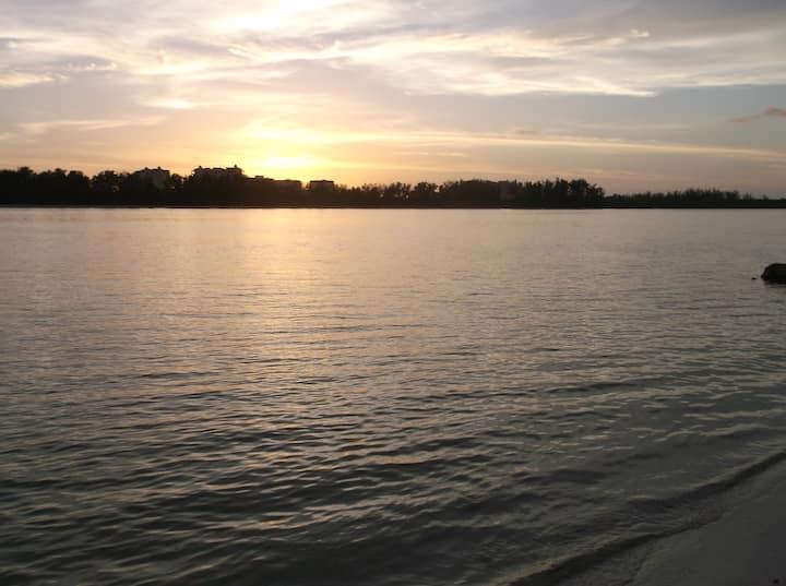 Siesta Key waterfront