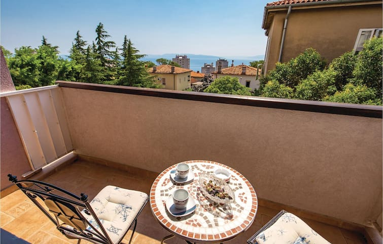 Holiday apartment with 2 bedrooms on 63m² in Rijeka