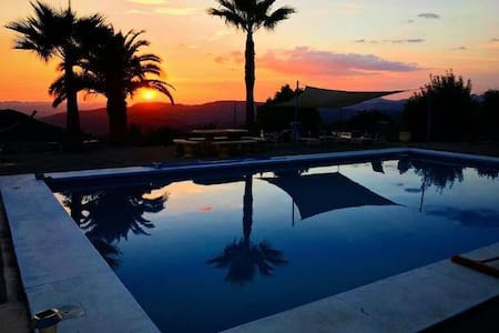 Tranquil Casita - Exclusive Pool,  Zagra, Spain