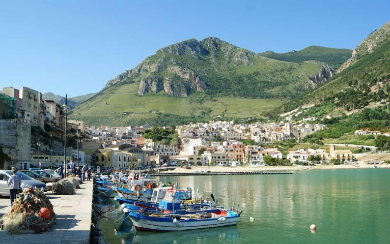 Casa vacanze Maurizio - Castellammare del Golfo - Loma-asunto