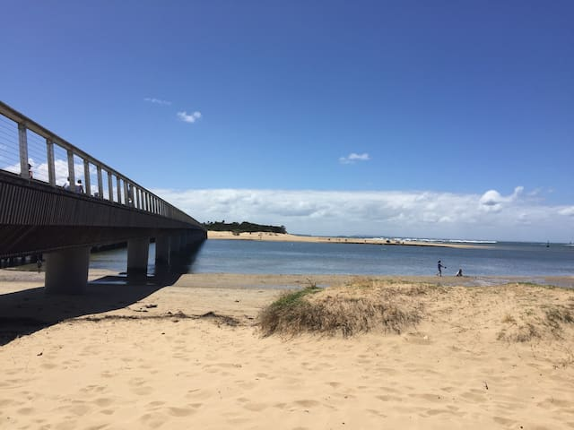 Barwon Sands - 2 bed unit- best location - Barwon Heads
