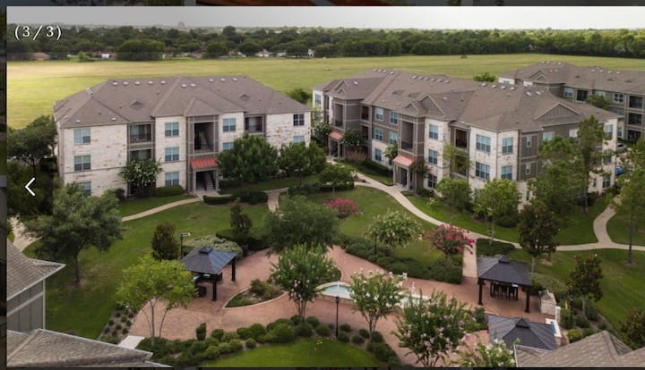 Apartment by the Beltway with easy access anywhere