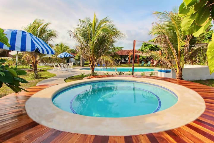 Somar Surf camp & Lodge (Singles bed) - Salinas Grandes