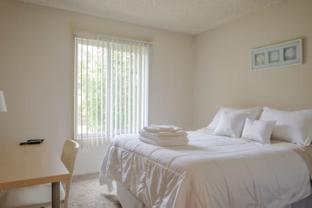 Private Room & Private Bathroom w/ WiFi near CSUF