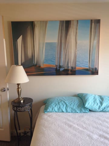 The SEASIDE ROOM @ the JERSEY SHORE - Neptune City - House