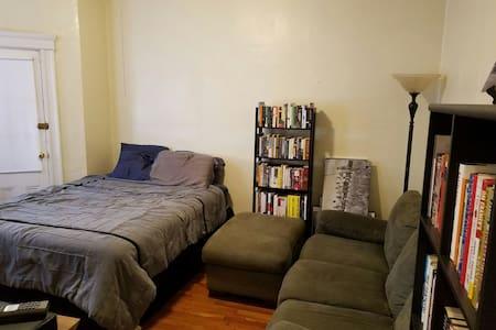 Cozy Studio In Allston/Brookline - Boston - Huoneisto