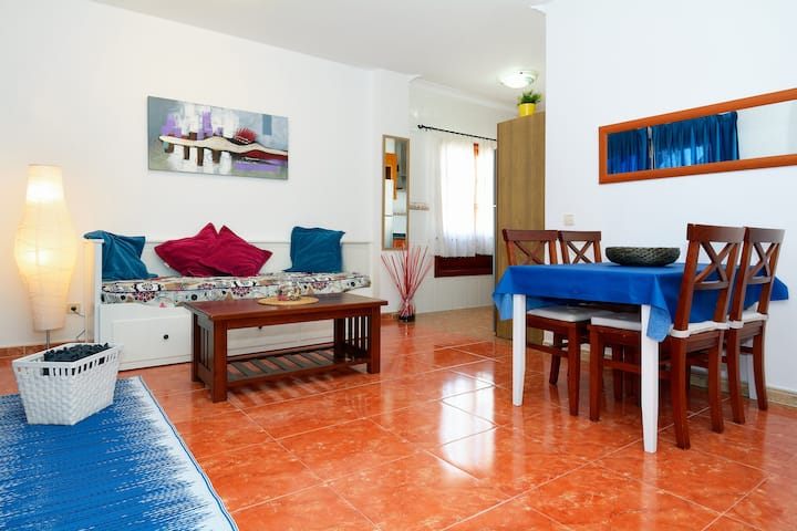 Playa blanca apartamento centrico