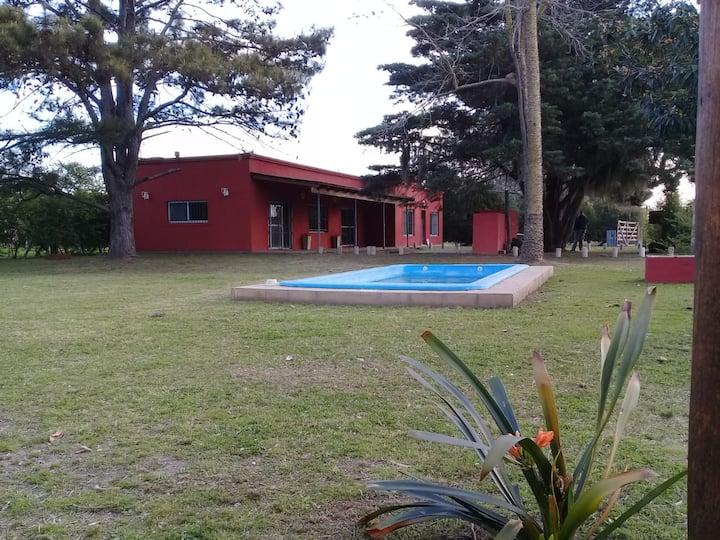 Casa Quinta de Campo (Hospedaje Familiar)