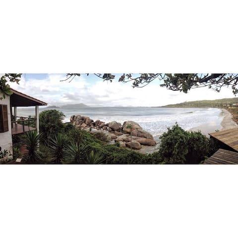 Pinheira - SC. Praia de Cima