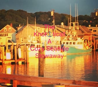 The Knot-tical A Cozy Stowaway - Marblehead - Σπίτι