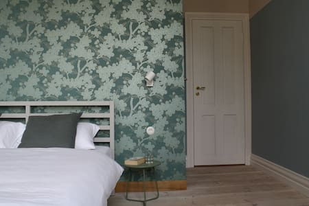 Sonnenhaus Havelberg – The green Room