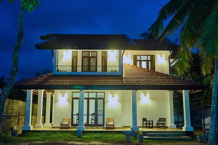 BIVORA Villa  A/C and non A/C rooms[Near airport]