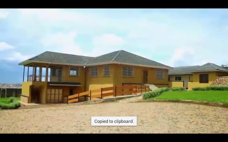 Beautiful  house with  outbuilds - Kampala - Dom