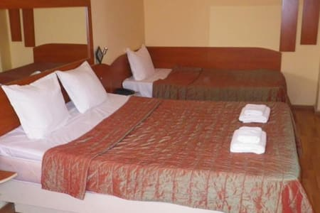 Palitra Comfort Room - Double Use - Varna - Bed & Breakfast