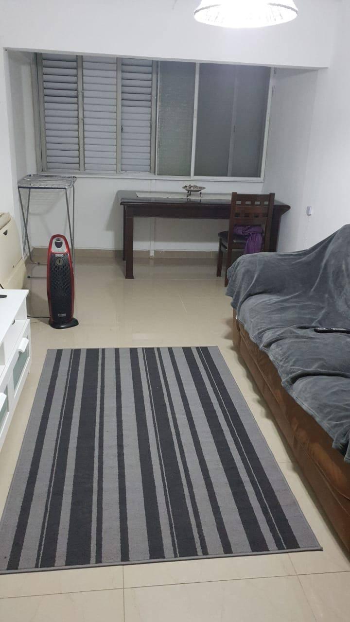 דירת 3 חדרים מאובזרת בצמוד לחוף הים