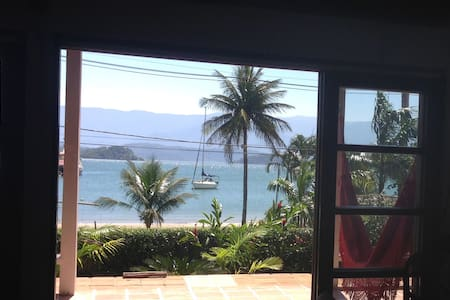 Wide and Cosy beachfront - Angra dos Reis