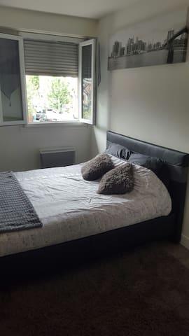 Chambre dans appartement Rouen - Rouen - Apartamento