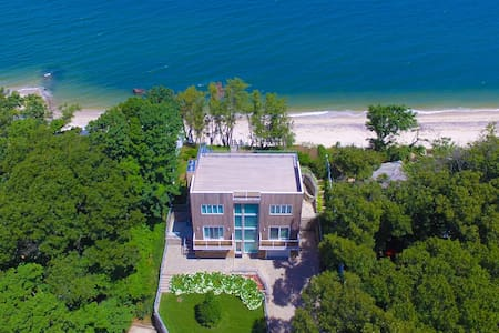 Better than Hamptons!Waterfront Gem - Calverton - Casa de camp