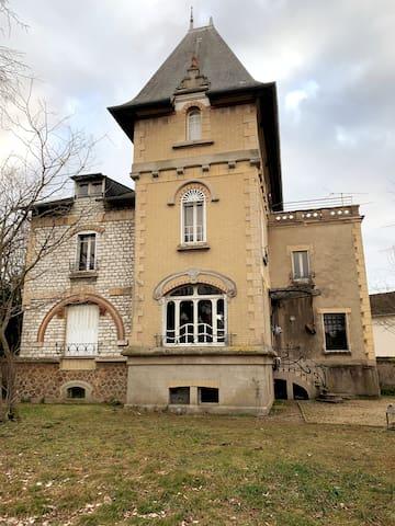 Chambre privée Joséphine, Villa Fougeraie