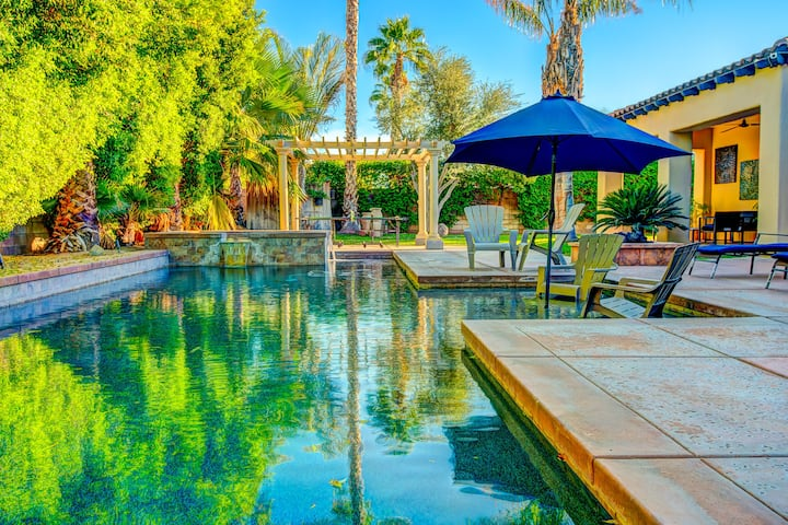 ★NEW Luxurious Villa Living in Indio w/ Pool/Spa★