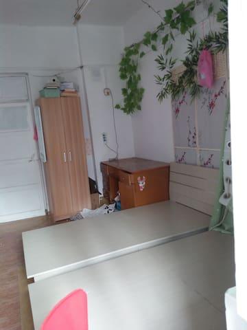北大南门/中关村地铁站 公寓,安静,方便,适合旅行居住。 - Beijing - Leilighet