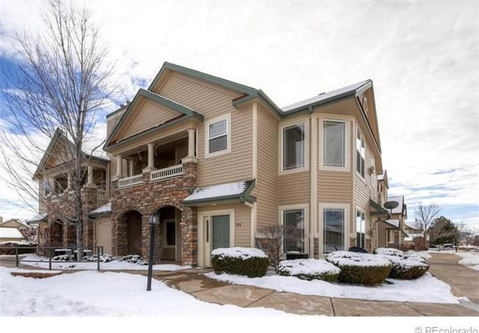 Private 2Bd/2Bth Condo! Gorgeous views, open space - Littleton - Ortak mülk