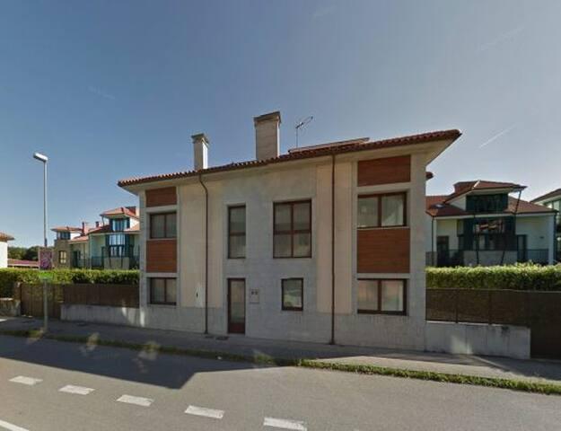 Apartamentos nuevos en Posada de Llanes