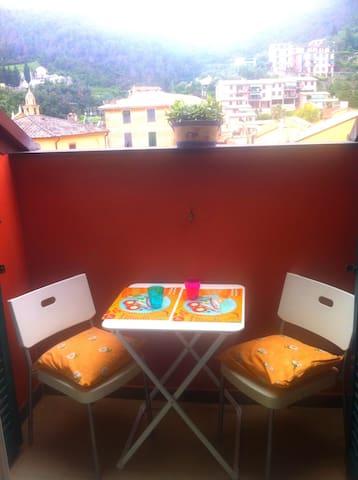 Romantico bilocale a 100 m dal mare - Bonassola  - Apartment