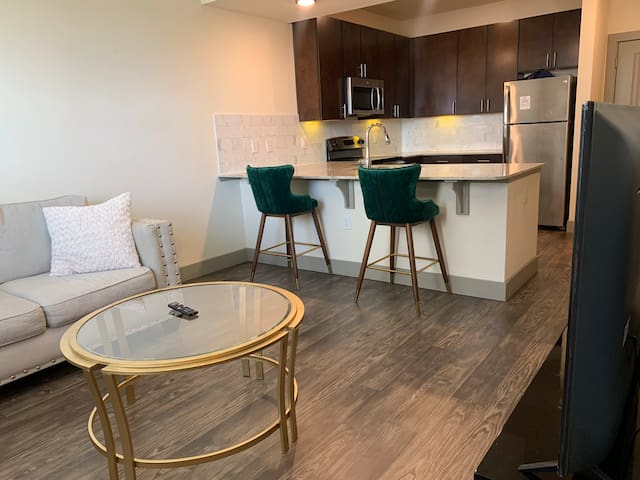 DFW Airport, Corporate, Townhome, Balcony