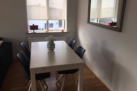 Cozy one bedroom apartment - Central location - Seltjarnarnes - Appartement