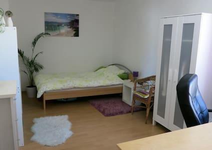 schönes 18qm Zimmer im Stadtzentrum - Deggendorf - Apartment
