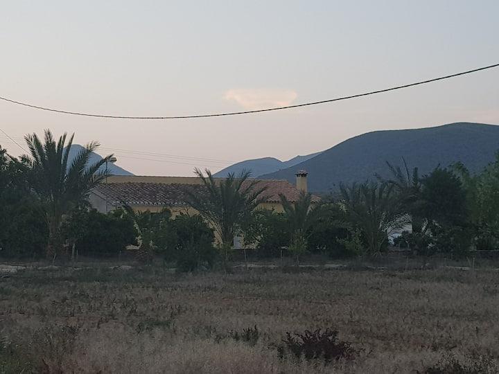 Bonita Casa de campo - Almendricos, Lorca (MURCIA)