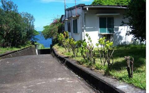 Farida Lodge / Chambre vue mer