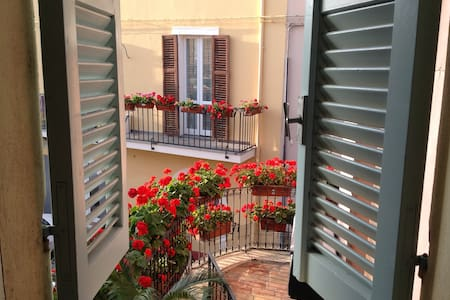 "B&B BellaVista bike stop ""I Gerani"" suite - Bed & Breakfast"