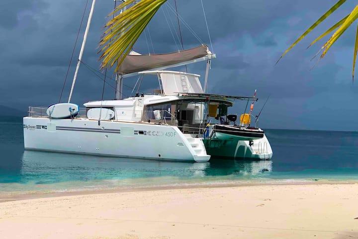 Bay Dreamer - Luxury family stay in San Blas