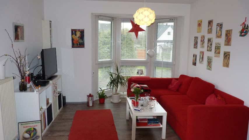 Cosy qiet place, 10 Minutes from the mainstation - Amburgo - Condominio