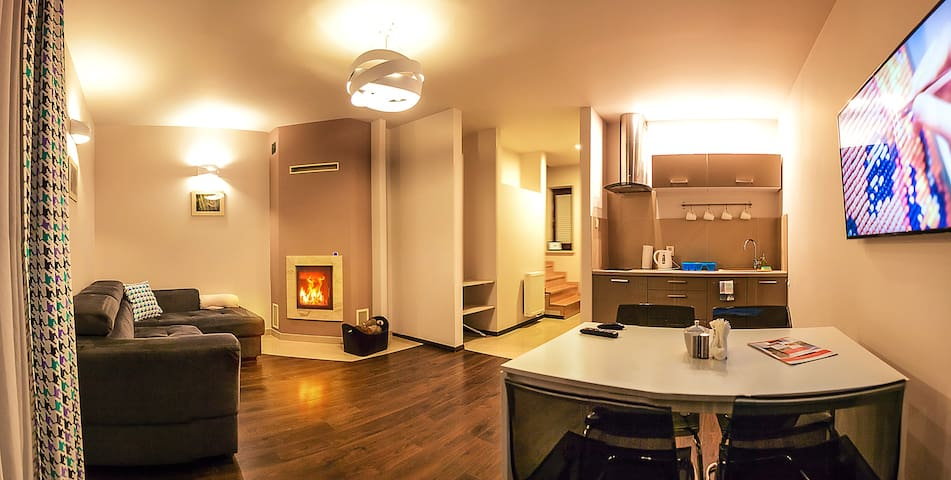 Poduszka Apartamenty pod Łysicą APT nr 2