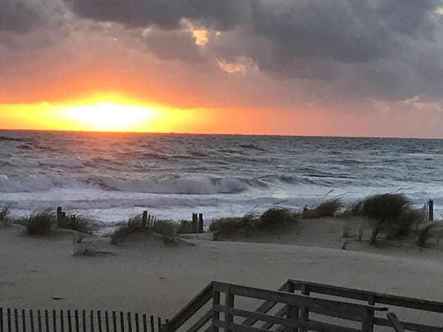 OCEAN DREAM ON OBX and  'REEL'  FISHful Thinking!