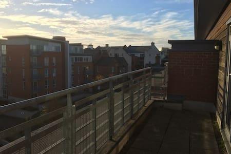 Beautiful One Bedroom apartment in city centre - Nottingham - Apartment - 0