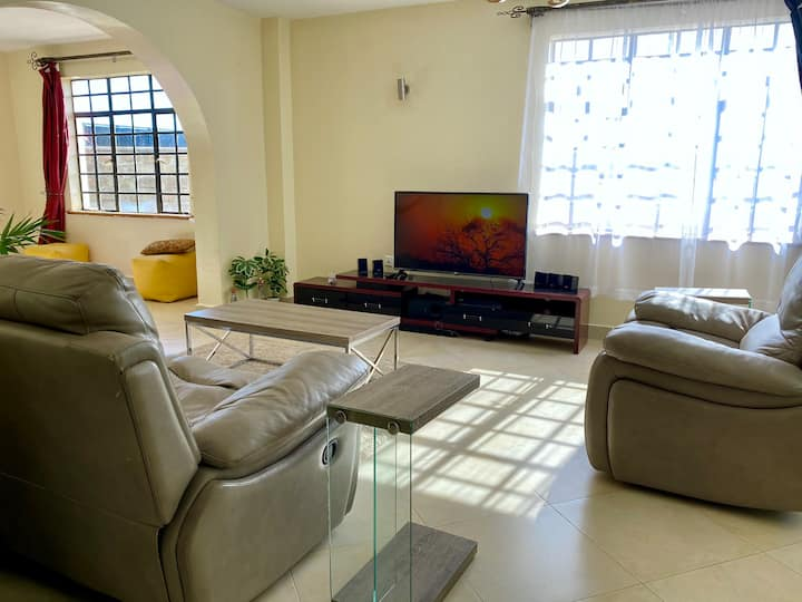 Athi River Affordable Luxury Getaway Home by Njeri