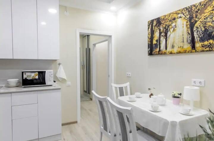 Тихая и удобная квартира