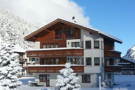 Antigua Apartments - Saas-Grund