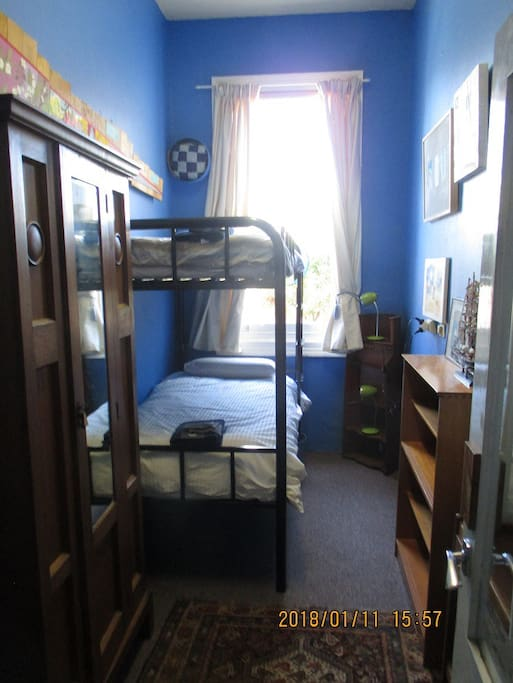The double bunks
